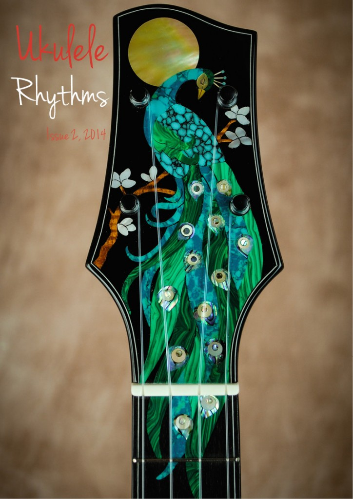 Ukulele Rhythms Magazine Issue 2 Cover